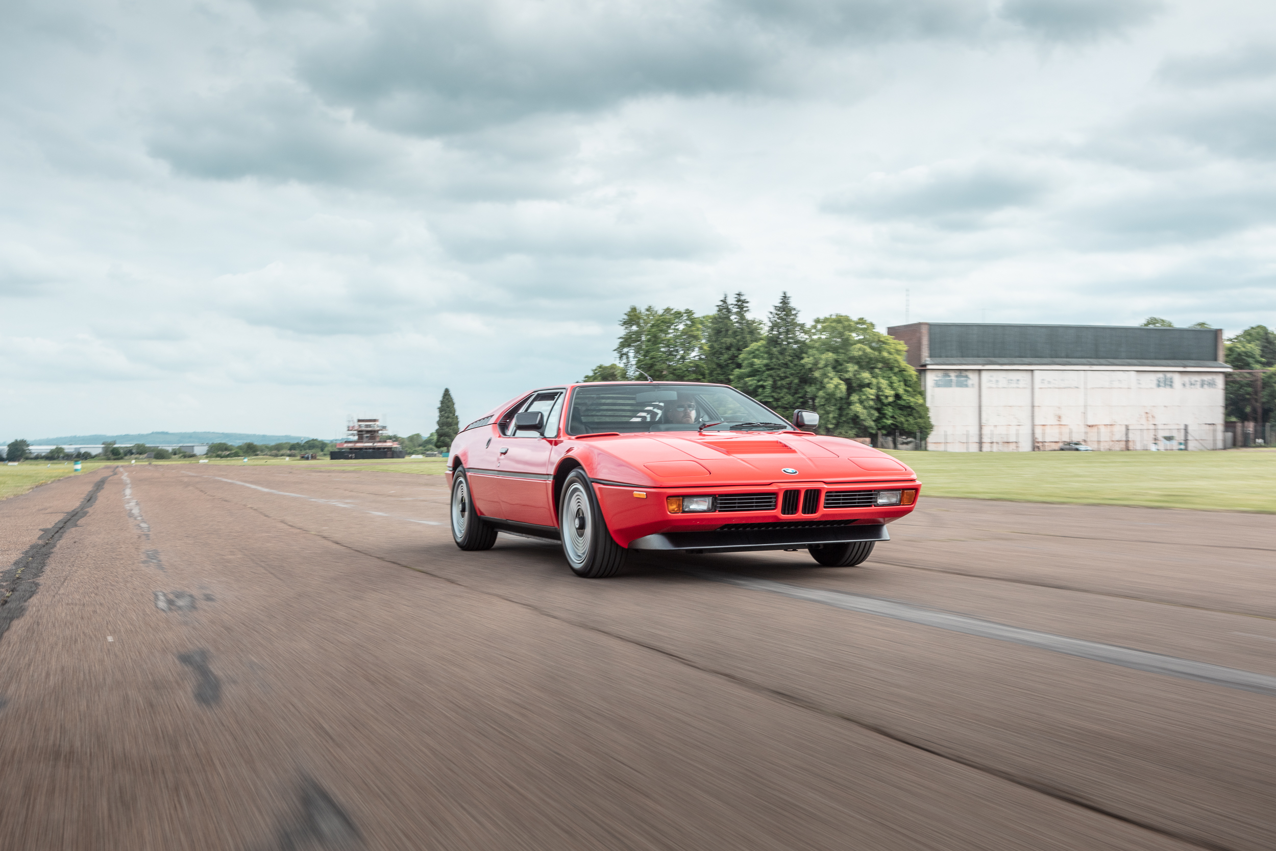 bmw m1 in the uk