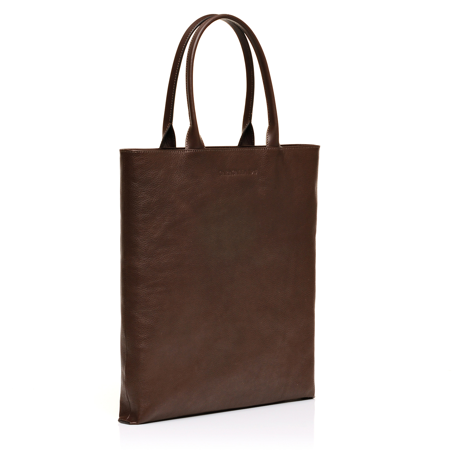 modena brown summer tote bag leather